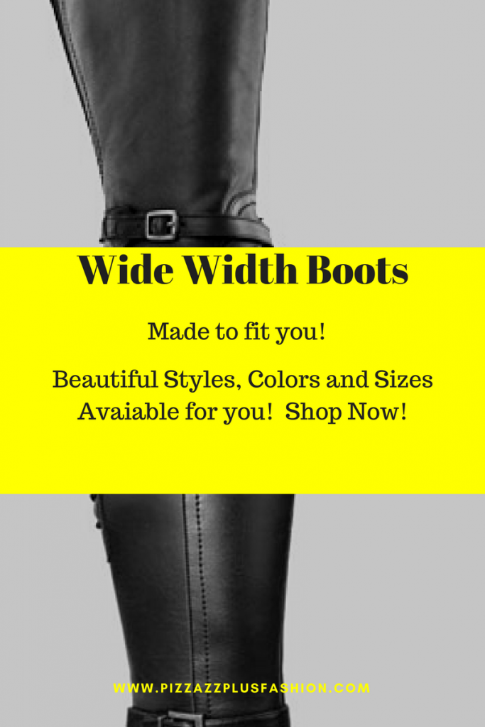 wide calf boots, plus size boots, boots that fit wide calves