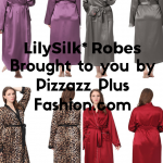 silk robes, plus sized silk robes, silk robes for plus size
