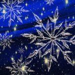 christmas snowflakes, pajamas, cold nights