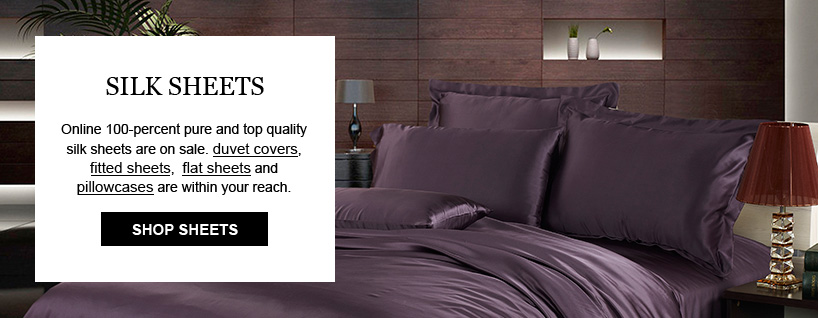 sleep like a baby, luxurious silk bedding, silk duvets,