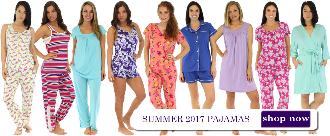 bamboo womens sleepwear, summer pajamas, cool wicking summer capri pajamas,
